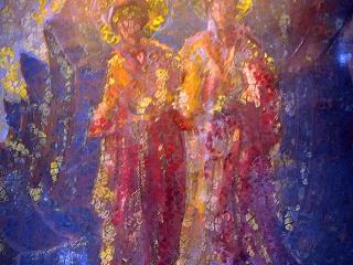КЗ ЛОР « Історико-краєзнавчий музей» запрошує на виставку картин Георгія Косміаді за адресою: м. Винники, вул. Івасюка 5.