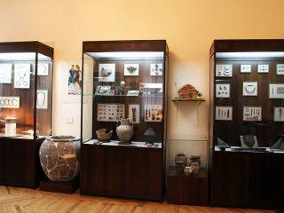 Постійна експозиція – зал №1 (м. Винники, вул.Галицька, 26)